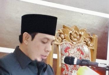 Wawali Kota Bengkulu  Sampaikan Nota Pengantar Raperda LPJ…
