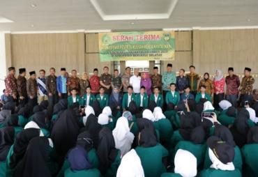 Ramah Tamah Bersama Ribuan Mahasiswa, Bupati BS Titip…