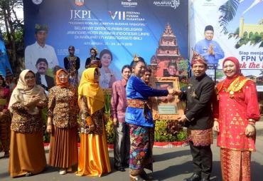 Wawali Dedy Wahyudi Promosikan Kota Bengkulu di Rakernas…