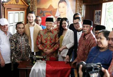 Angkat Kisah Sejarah , Gubernur Bengkulu Produksi Film…