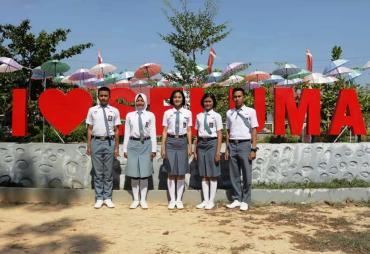 Pelajar Asal Seluma Wakili Bengkulu Ke Paskibraka Nasional…