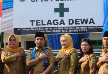 Dua Puskesmas di Kota Bengkulu Diganti Nama