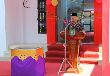 Gubernur Rohidin Dorong STIA Jadi Universitas