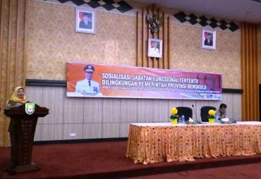Kikis Stigma Kurang Baik ASN Fungsional, BKD Provinsi Gelar…