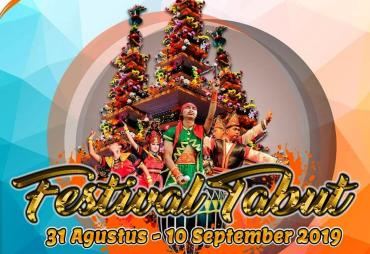 Festival Tabut 2019, Gubernur Tekankan Kenyamanan Pengunjung