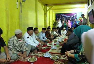 Gubernur Rohidin Napak Tilas ke Kampung 'Puyang' di Lebong