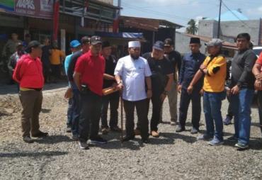 Tingkatkan Infrastruktur Jalan, Pemkot Bangun Jalan Kapuas…