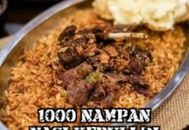 Mau Nyicip Nasi Kebuli , Ayokk Solat Jumat ke Masjid At…