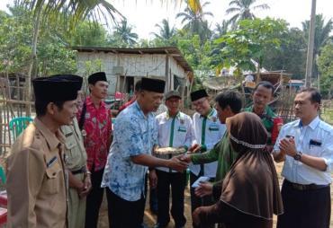 Baznas Bengkulu Selatan Salurkan Bantuan untuk 46 Rumah…