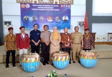 Asisten II Buka Seminar Nasional PMKRI