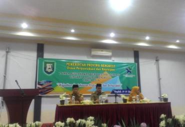 Perpusda Prov Gelar Lomba Pustakawan Tingkat Provinsi