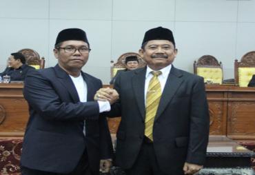 Kantongi 33 Suara, Dedy Ermansyah Terpilih Wagub Bengkulu…