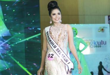 Putri Pariwisata Bengkulu Selatan Go Nasional