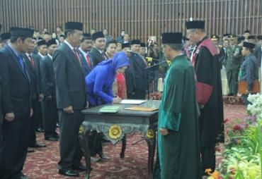 Sukses, 45 Anggota DPRD Provinsi Bengkulu Periode 2019-2024…