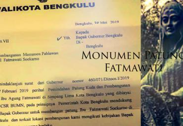 Helmi Hasan Dukung Pembangunan Patung Fatmawati di Simpang…