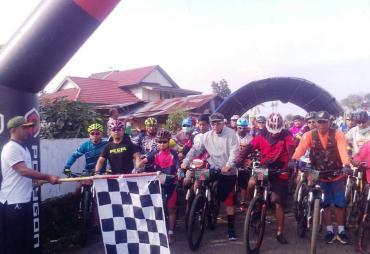 Pegelaran Adventure Bike Mountain Ikut Meriahkan Kepahiang…