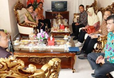 DPRD Kepahiang Terima Audiensi BPKP Dalam Rangka…