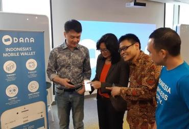 Aplikasi Dana Dompet Digital dan JNE Kolaborasi Bangun…