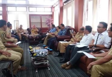 Seksi Sarpras, Dinas PUPR Provinsi Bengkulu Pastikan…