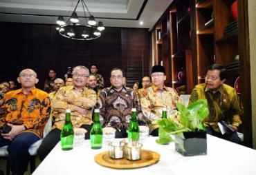 Anggota DPR RI M Soleh Apresiasi Gebrakan Gubernur Rohidin