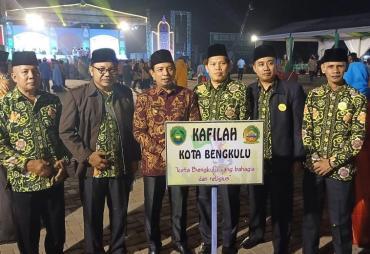 Kota Bengkulu Juara II MTQ Tingkat Provinsi