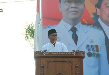 Peringati HUT TNI Ke 74 Sekaligus Istighosah,Wagub Dedy…