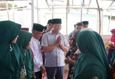 Di Bengkulu Utara,  Gubernur Rohidin Disambut Baik dengan…