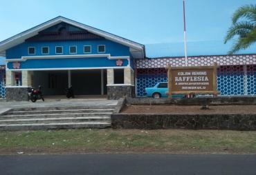 Renovasi Venue Kolam Renang Untuk Porwil X di Bengkulu…