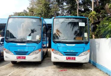 Dishub Prov Telah Siapkan Transportasi Porwil Sumatera X