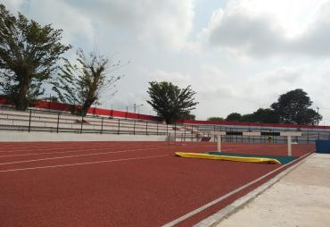 Venue Atletik Porwil Sumatera X di Bengkulu Siap