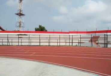Venue Atletik Siap Sambut Porwil X