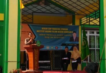 Dekan Cup Syariah IAIN Bengkulu, Ajang Penyaringan Bibit…