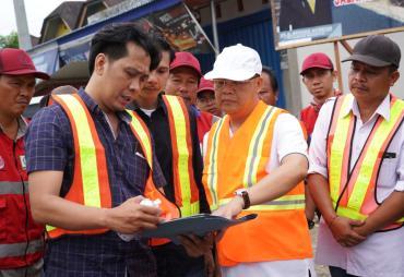 Gubernur Rohidin Target Infrastruktur Jalan Penghubung di…