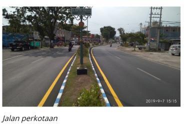 Dinas PUPR Provinsi Bengkulu Tingkatkan Kualitas Jalan Kota…