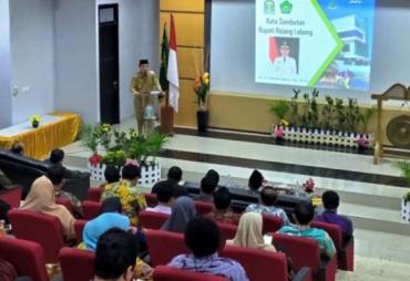 IAIN Curup Sukses Gelar Event Bertaraf Nasional,Bupati…