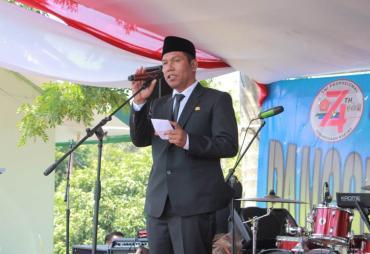 Wagub Bengkulu Dedy Ermansyah: TNI Perekat Bangsa