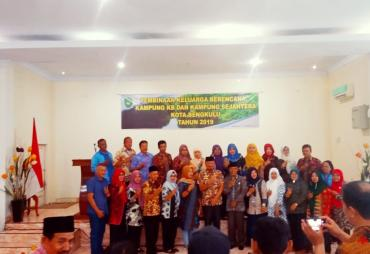 DP3AP2KB Kota Bengkulu Gelar Pembinaan Keluarga Berencana…