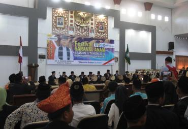 Meriahkan HUT Ke- 51, Pemprov Bengkulu Gelar Festival…