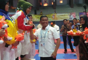 Porwil Sumatera X, Bengkulu Sukses Raih Medali Emas Cabor…