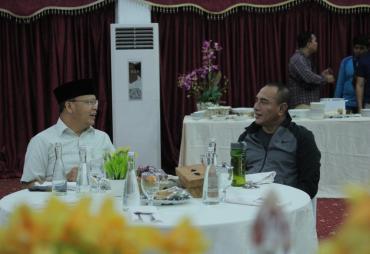 Sukses, Gubernur Sumut Berikan Apresiasi Pelaksanaan Porwil…