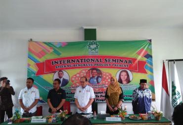 Kampus STIESNU Bengkulu Gelar Seminar International