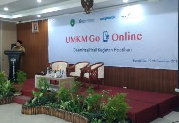 Keterbatasan Pasar, UMKM Go Online
