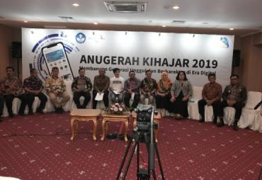 Kemendikbud Berikan Penghargaan Anugerah Kihajar Tahun 2019…