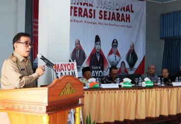 Pemkab dan DPRD Kepahiang Gelar Seminar Nasional Literasi…