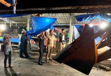 Pemkot Bengkulu Gelar Aksi Bersih Pasar