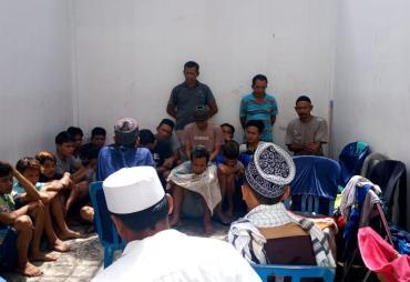 Dakwah di Kalangan Tahanan Polres Bengkulu Berlanjut