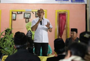 Bupati Gusnan Sosialisasikan Program Peremajaan Kelapa Sawit