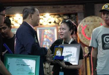 Gubernur Rohidin Apresiasi Karya Generasi Muda Bengkulu