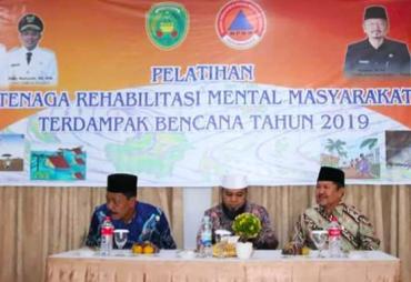 BPBD Kota Bengkulu Gelar Pelatihan
