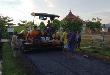 DPUPR Kota Bengkulu Tingkatkan Mutu Jalan Lingkungan Griya…